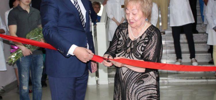 Открытие нового музея Бинеш Уразовича Джарбусынова – доктора медицинских наук, профессора, Академика профилактической медицины.